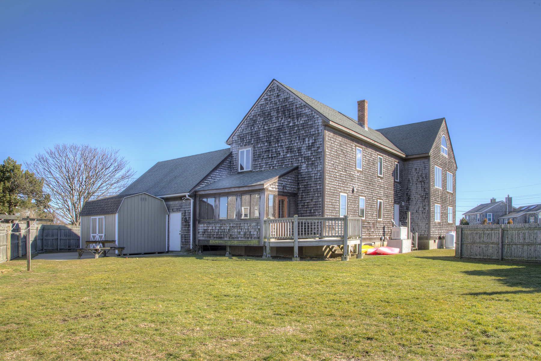 Single Family Home for Sale at Sea Scape 102 Ocean Avenue South Kingstown, Rhode Island 02879 United States