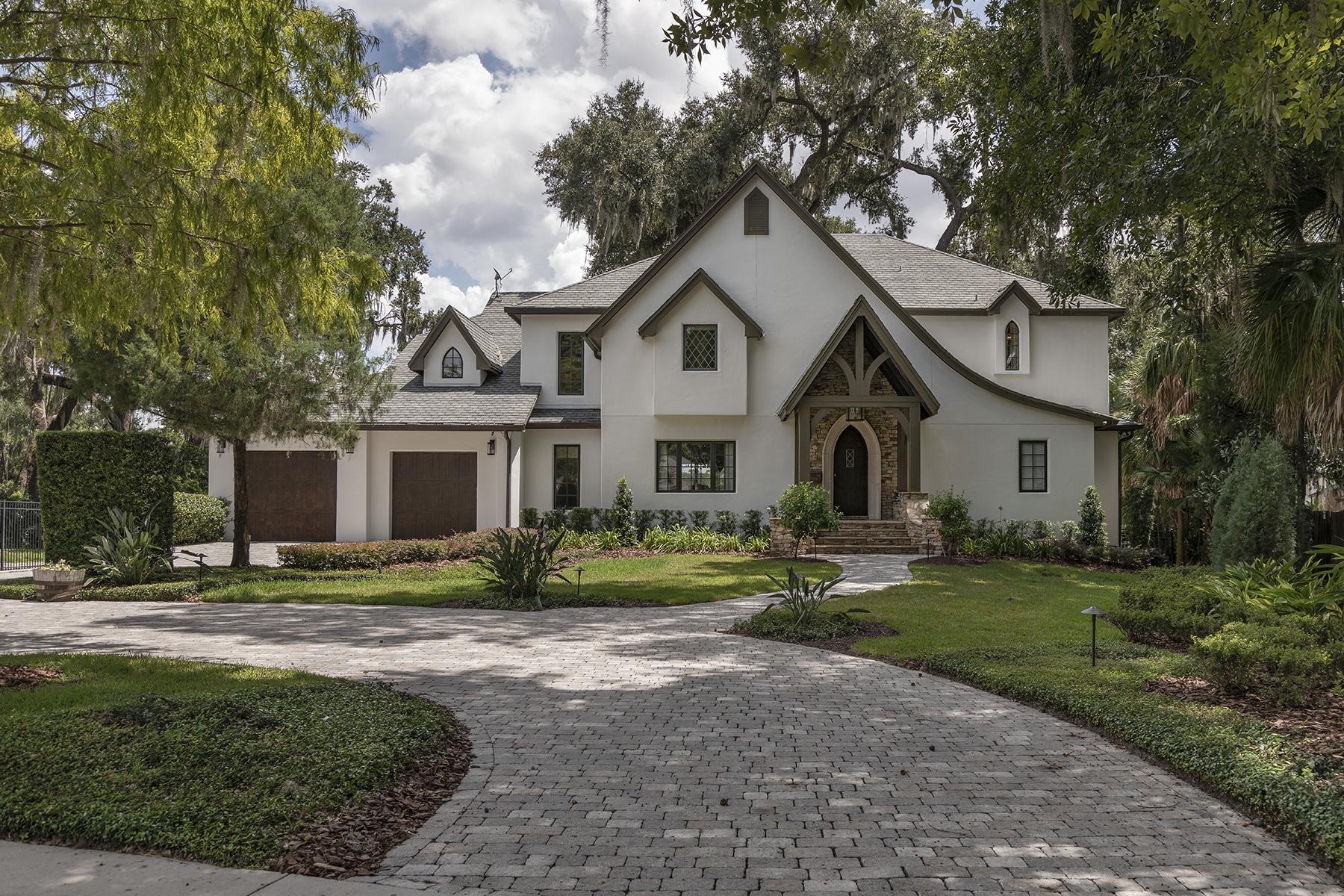 Single Family Homes için Satış at WINTER PARK 440 Henkel Cir, Winter Park, Florida 32789 Amerika Birleşik Devletleri