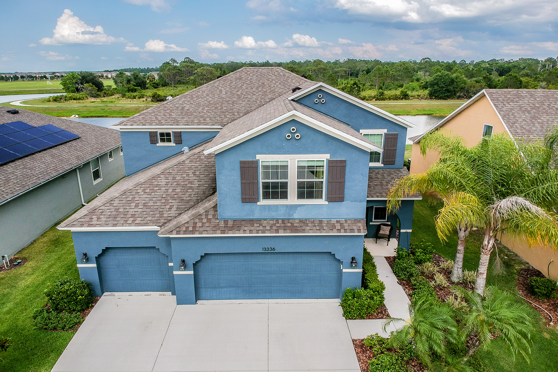 single family homes for Active at RIVERVIEW 13336 Palmera Vista Dr Riverview, Florida 33579 United States