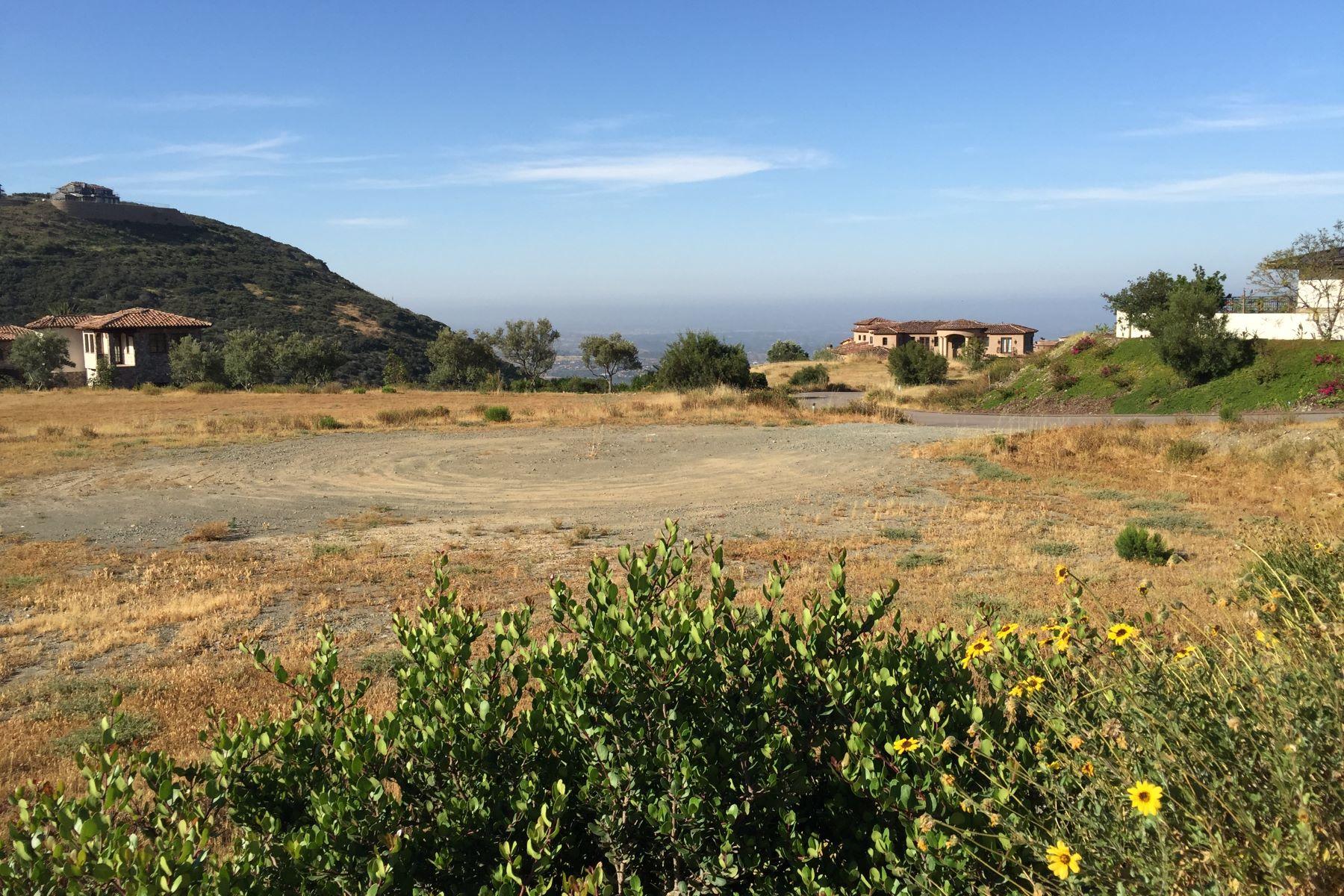 Terreno por un Venta en 91 El Brazo Rancho Santa Fe, California, 92067 Estados Unidos
