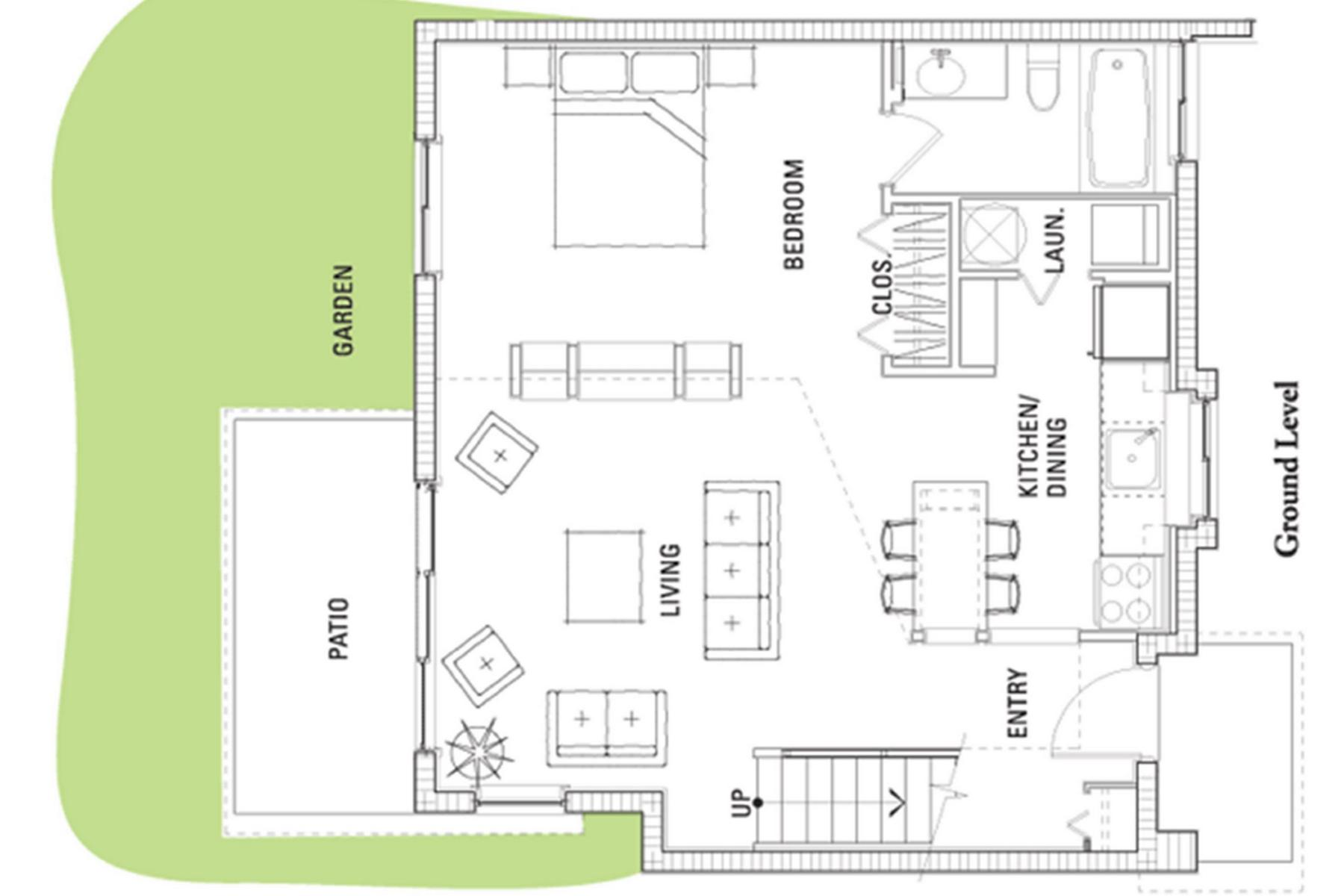 Additional photo for property listing at One Loft - Unit 29 One Loft Thompson Cove, Провиденсьялес TKCA 1ZZ Теркс И Кайкос