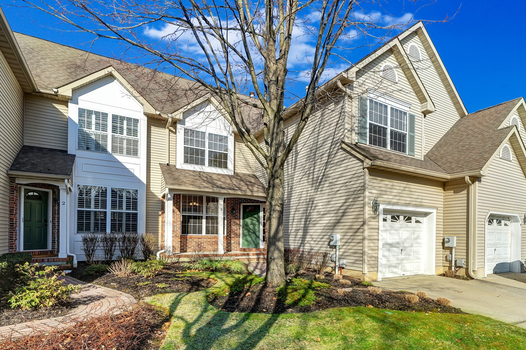 Condominium for Sale at Sophisticated Lifestyle 3 Courtyard Lane Brielle, New Jersey 08730 United States