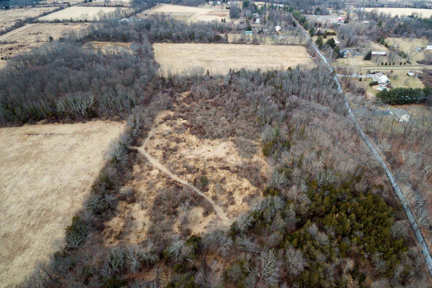 Additional photo for property listing at Remarkable 42 Acres in Southern West Amwell Township 21 Wilson Road, Lambertville, Нью-Джерси 08530 Соединенные Штаты
