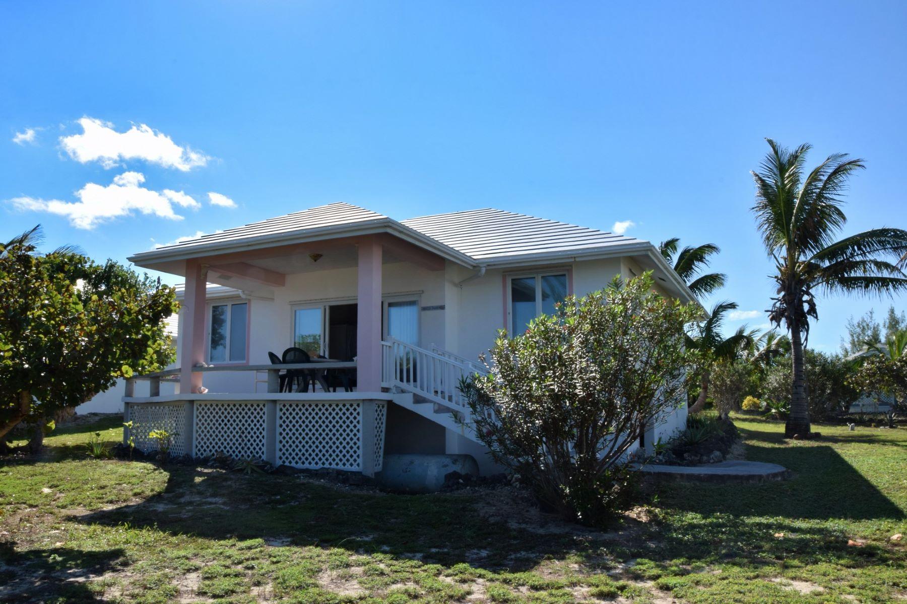 獨棟家庭住宅 為 出售 在 Conch Pearl Cottage Green Turtle Cay, 阿巴科, 巴哈馬