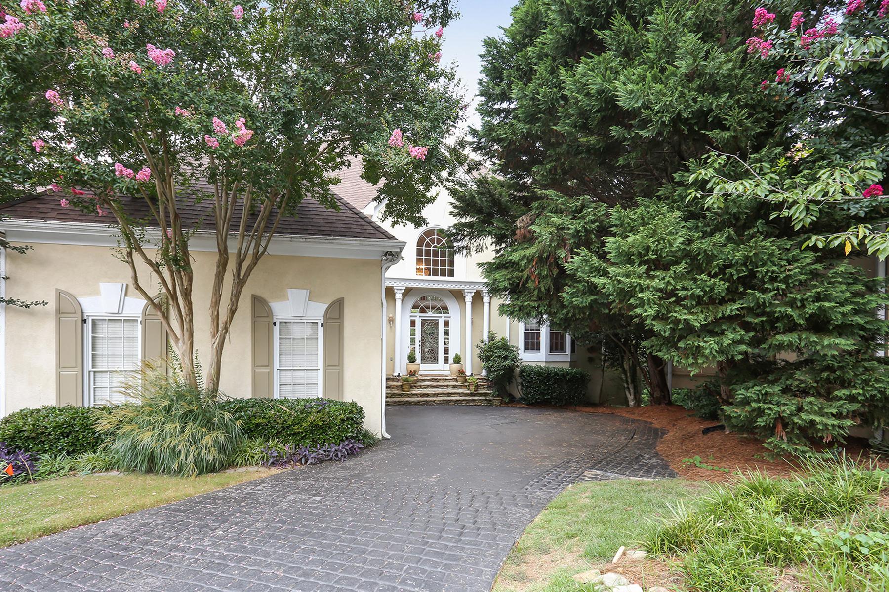 Property por un Venta en Open And Light Filled Home 365 Driver Circle Ct, Alpharetta, Georgia 30022 Estados Unidos