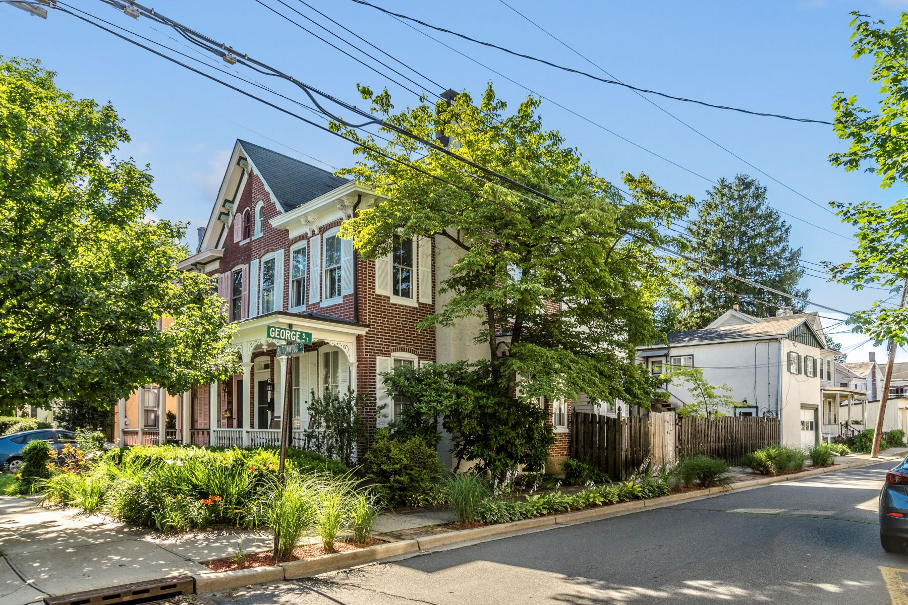 Property for Sale at Live and Prosper in a Charming Victorian 33 Buttonwood Street, Lambertville, New Jersey 08530 United States