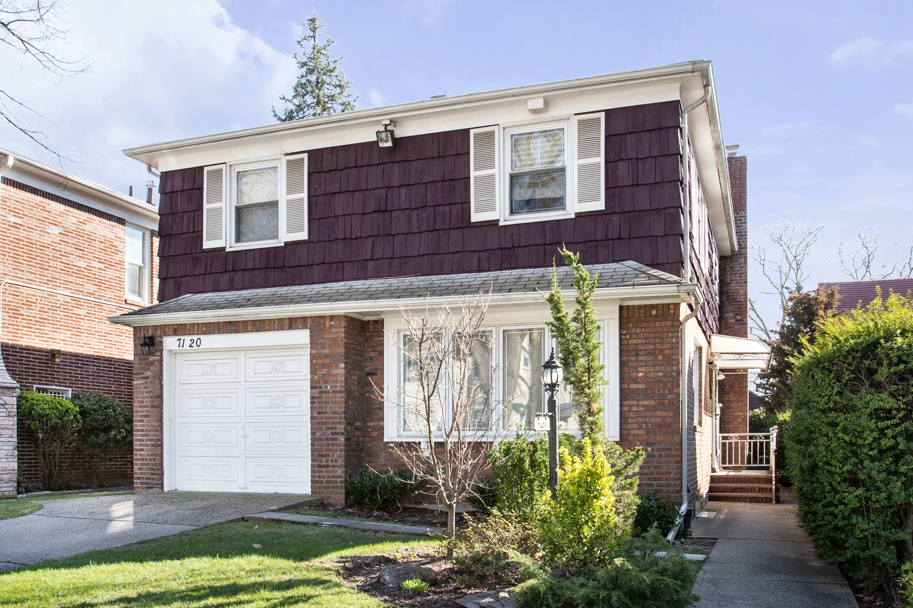 """Single Family Homes for Active at """"DETACHED VAN COURT CONTEMPORARY"""" 71-20 Harrow Street, Forest Hills Van Court, Forest Hills, New York 11375 United States"""