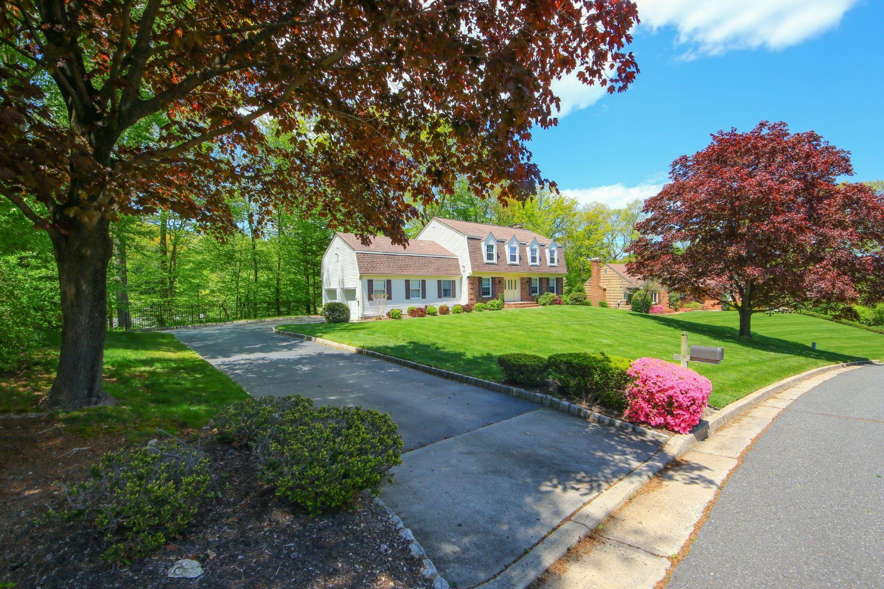 Single Family Homes 为 销售 在 6 Bradford Terrace 米德尔敦, 新泽西州 07748 美国