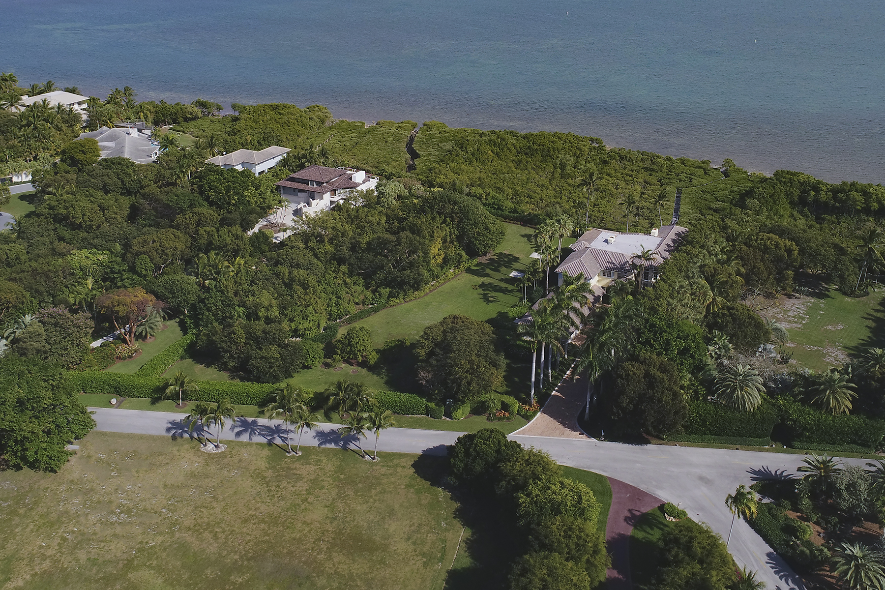 Additional photo for property listing at Ocean Front Lot at Ocean Reef 4 Osprey Lane Key Largo, 플로리다 33037 미국