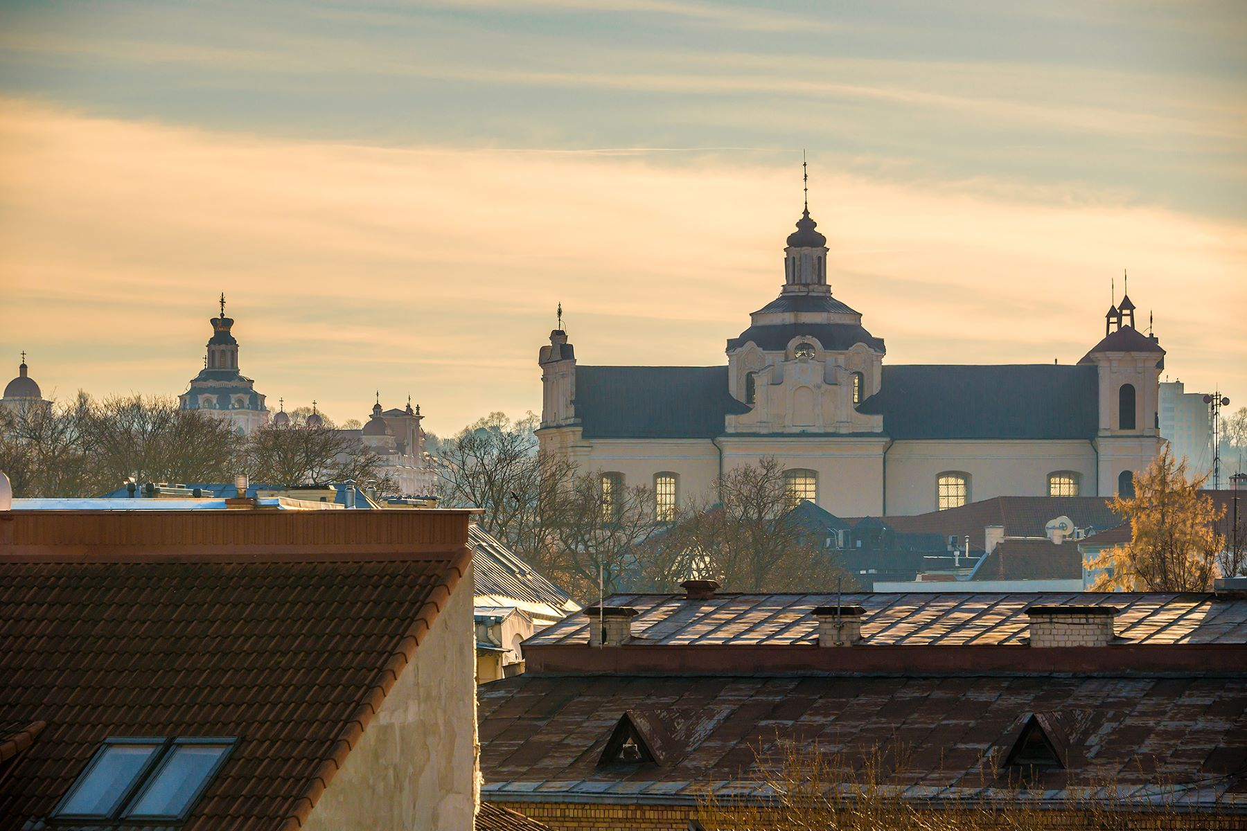 Apartment for Sale at Apartment In The Heart Of Vilnius Old Town Vilnius, Vilnius County, Lithuania