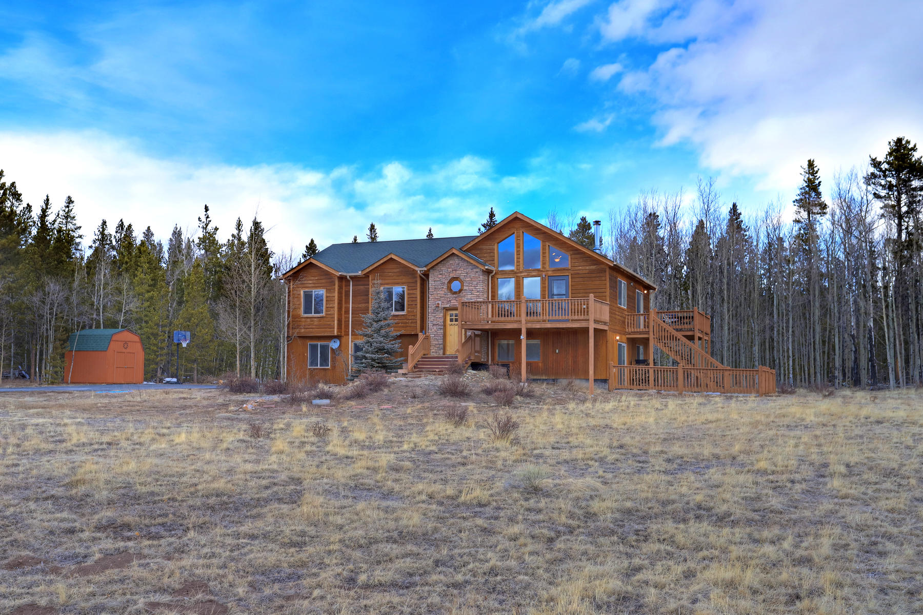 Single Family Home for Active at Canon Court 256 Cannon Court Fairplay, Colorado 80440 United States