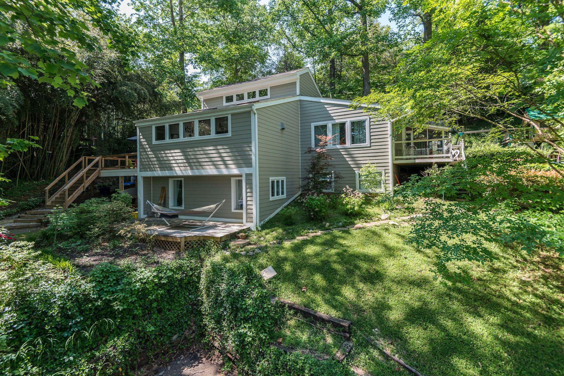 Casa Unifamiliar por un Venta en 332 Epping Way, Annapolis Annapolis, Maryland, 21401 Estados Unidos