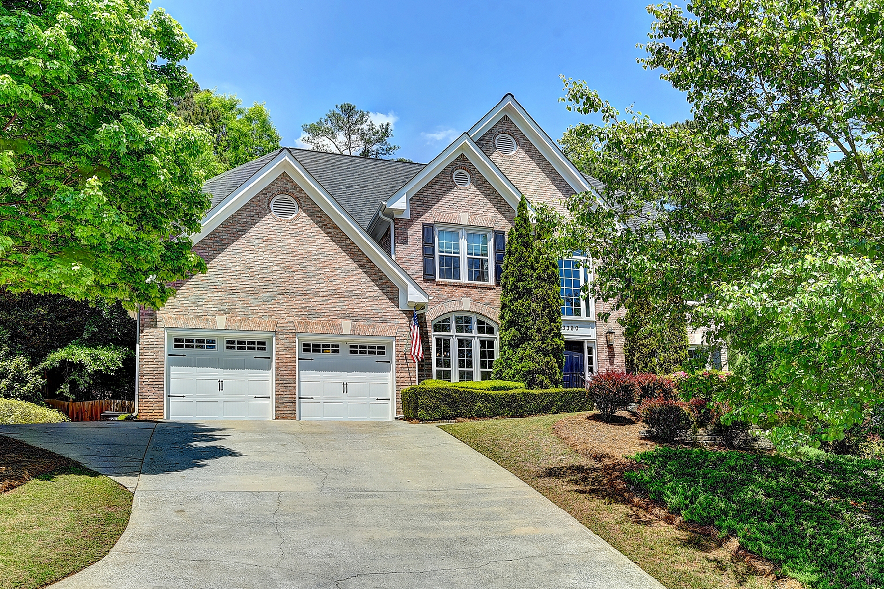 Single Family Home for Sale at Queensbury Renovation 3390 Marquess Moor Johns Creek, Georgia 30022 United States