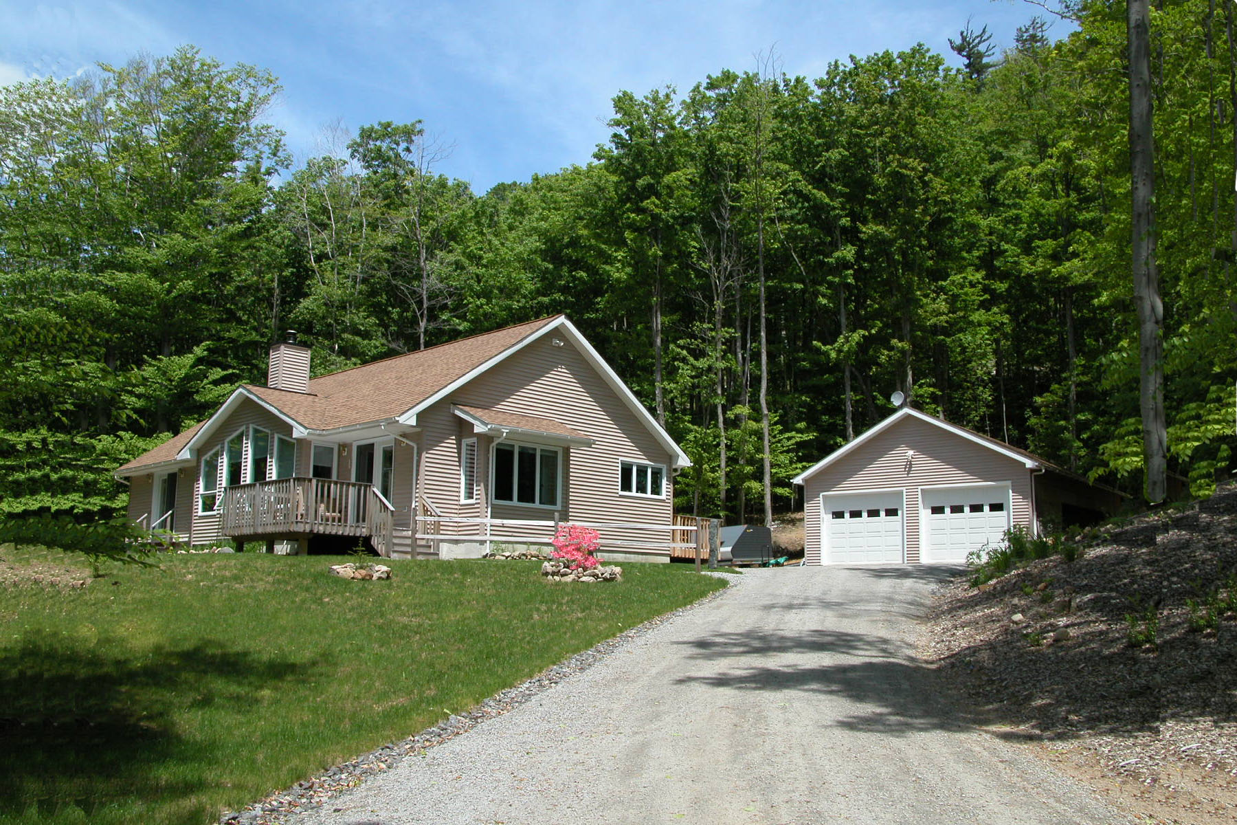 Single Family Homes for Sale at 105 Cedar Lane Blue Mountain Lake, New York 12812 United States
