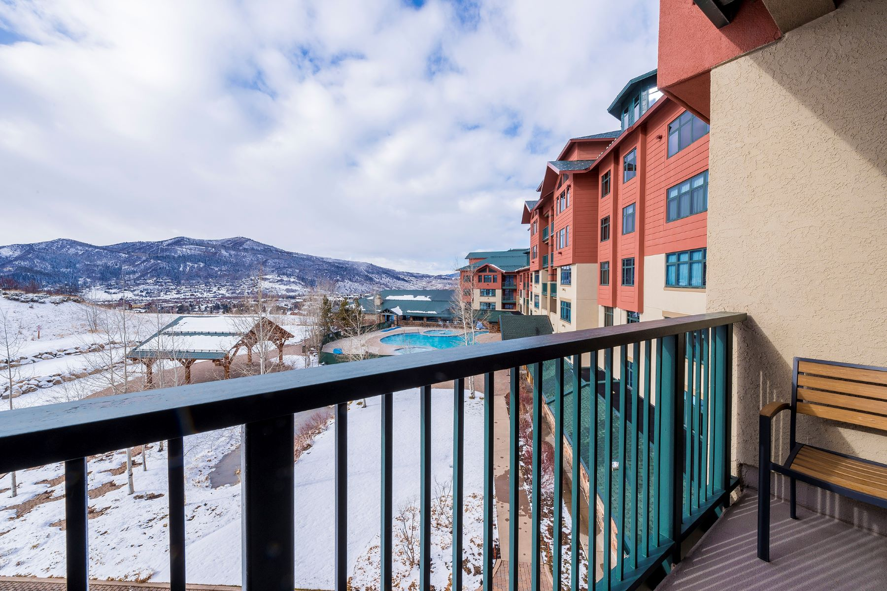 Additional photo for property listing at Heart of the Steamboat Resort 2300 Mount Werner Cir #533 Steamboat Springs, Colorado 80487 United States
