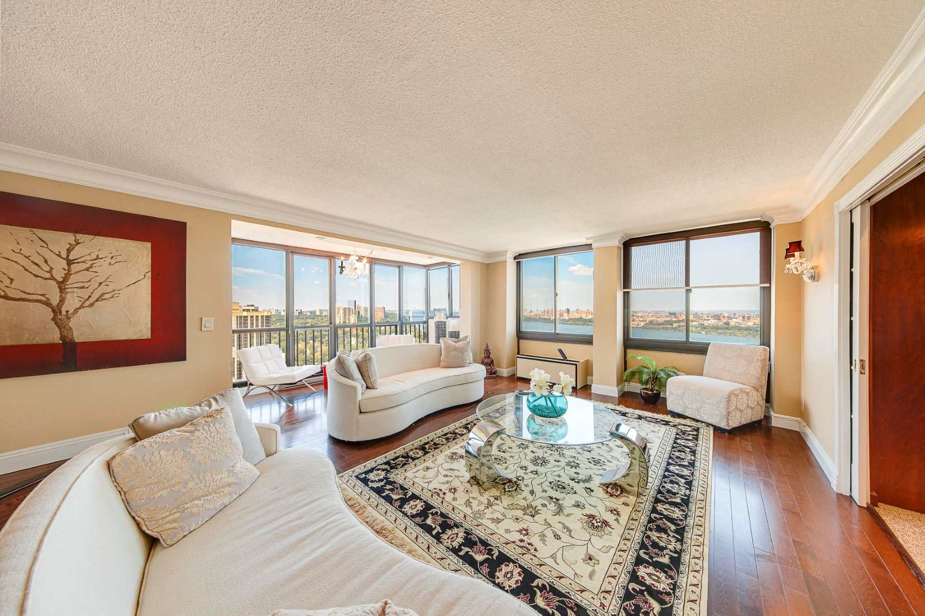 Condominiums for Sale at Fabulous Views 200 Winston Dr 2608, Cliffside Park, New Jersey 07010 United States
