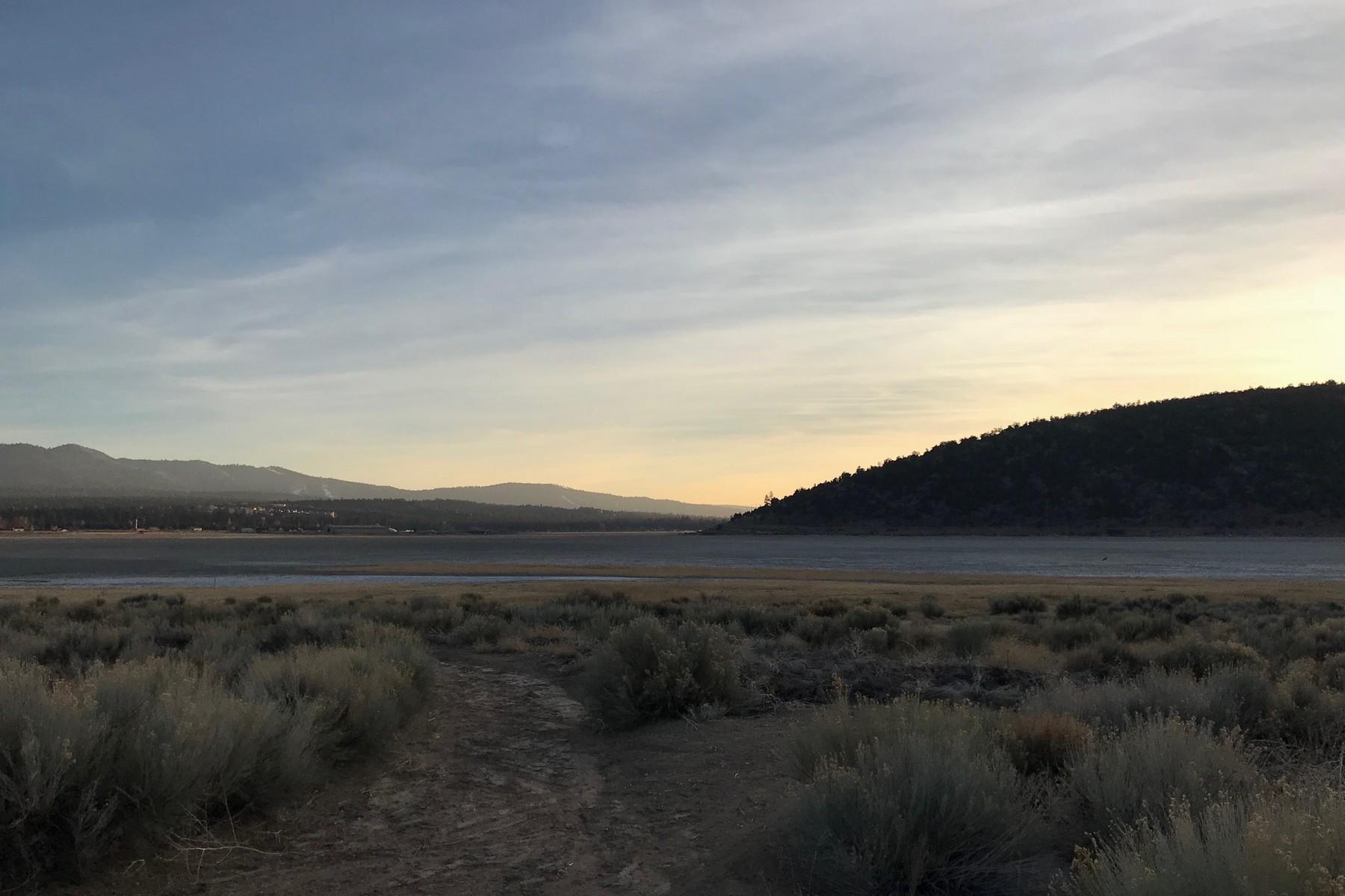 土地,用地 为 销售 在 1866 Cinnabar Road, Big Bear City, California, 92314 大熊湖城, 加利福尼亚州 92314 美国