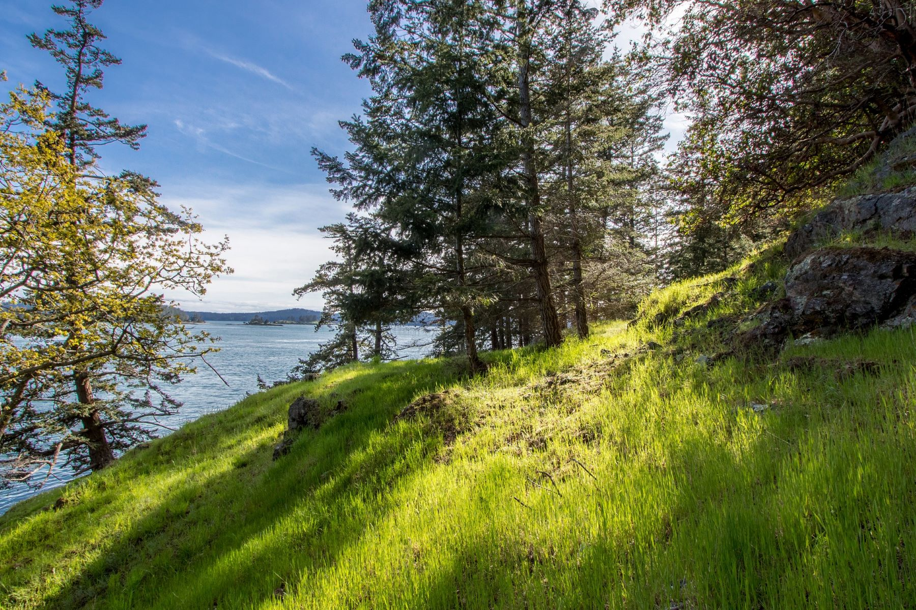 Additional photo for property listing at South Facing Waterfront Lot 1700 Spring Point Road Deer Harbor, Washington 98243 United States