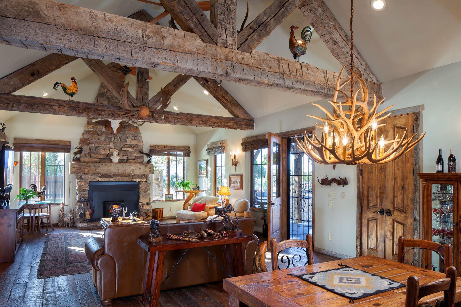 Granjas / Hacienda / Platanción por un Venta en Le Poulet Ranch 14287 3100 Road Hotchkiss, Colorado 81419 Estados Unidos