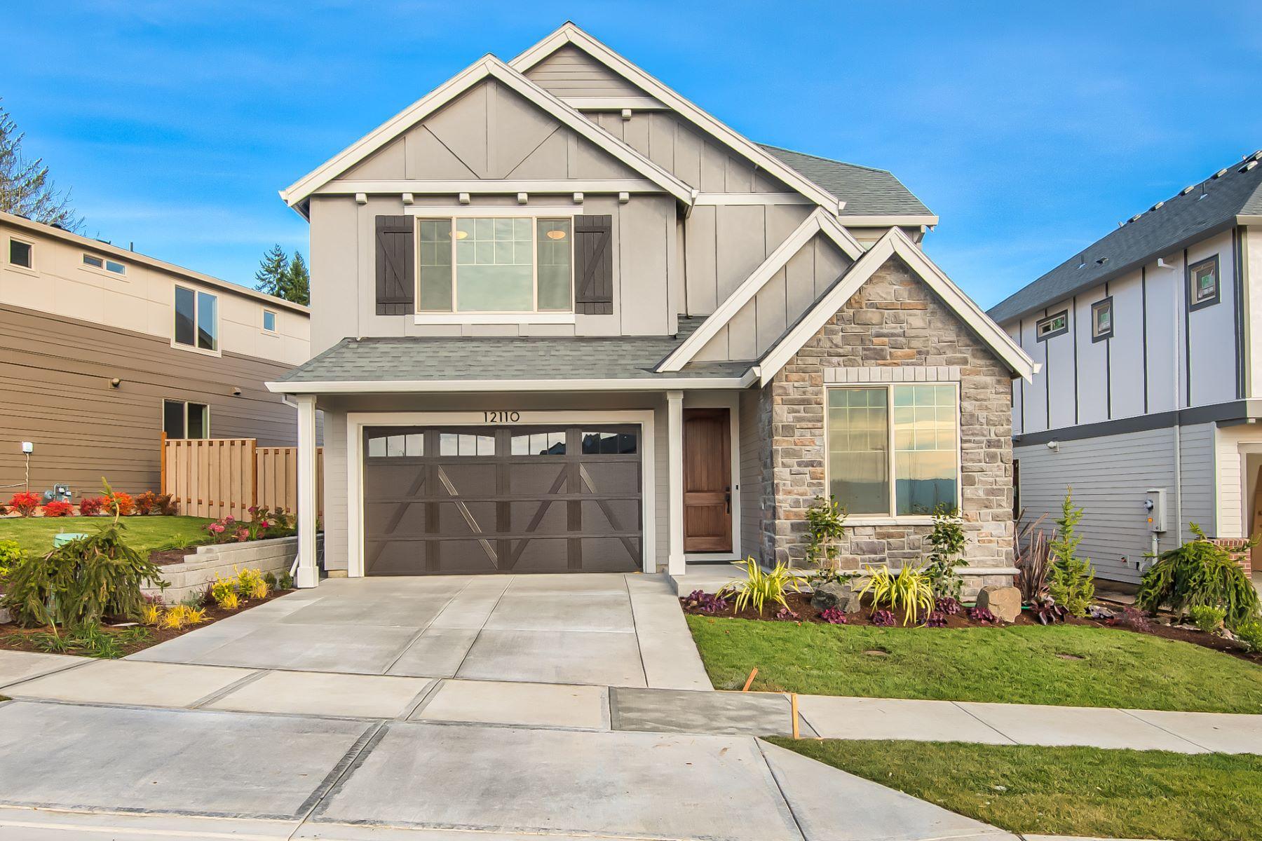 Single Family Homes pour l Vente à 12110 SW 173rd Terrace (SCM 176), Beaverton, Oregon 97007 États-Unis