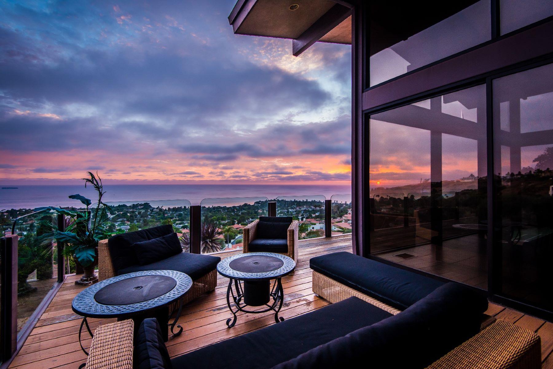 Maison unifamiliale pour l Vente à 1376 Via Romero, Palos Verdes Estates 90274 Palos Verdes Estates, Californie, 90274 États-Unis