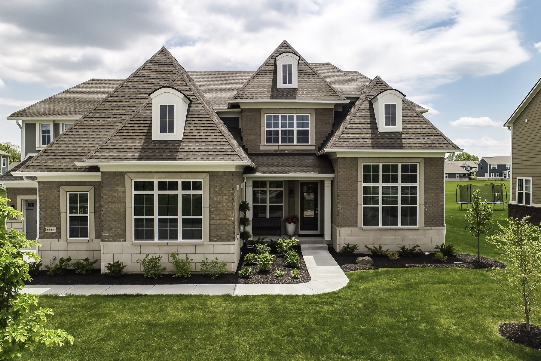 single family homes for Active at Luxury Home in Sought After Neighborhood 3547 Rosendale Drive Carmel, Indiana 46074 United States