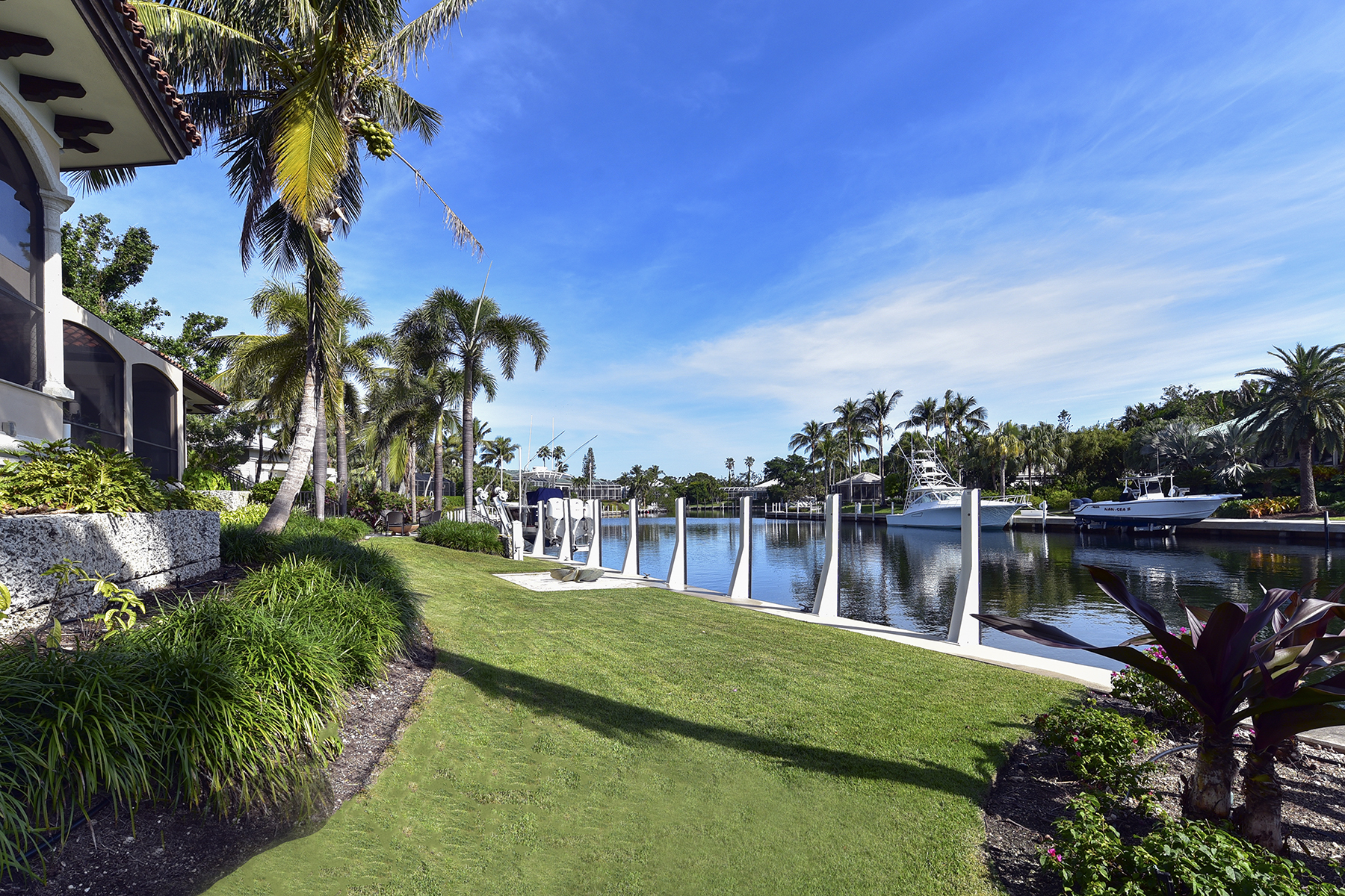 Additional photo for property listing at Extraordinary Waterfront Home at Ocean Reef 10 Sunset Cay Road Key Largo, Флорида 33037 Соединенные Штаты