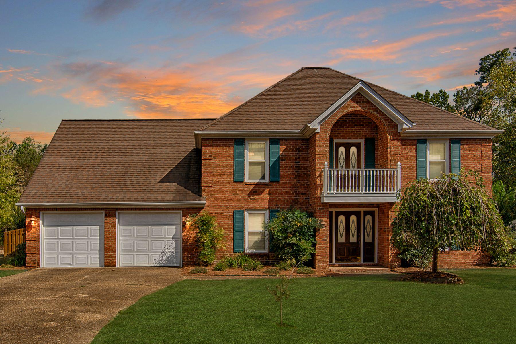 Single Family Homes por un Venta en 1127 LASONE DRIVE 1127 Lasone Dr Scottsboro, Alabama 35768 Estados Unidos
