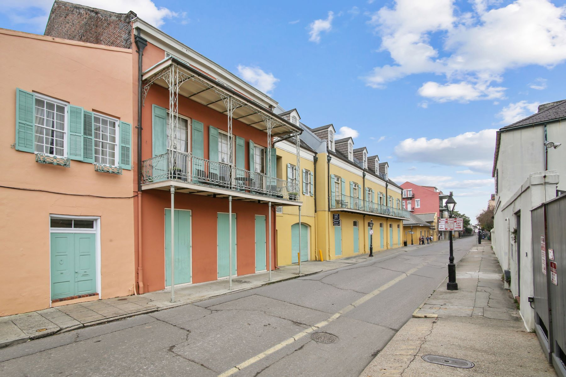 Condominiums for Active at 1040 Chartres Street, C6 1040 Chartres St C6 New Orleans, Louisiana 70116 United States