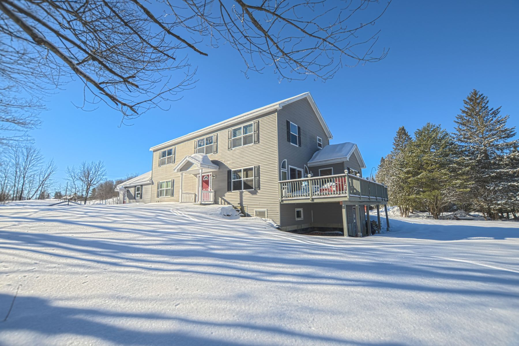 Single Family Home for Sale at 360 Old Schoolhouse Road, Newbury 360 Old Schoolhouse Rd Newbury, Vermont 05051 United States