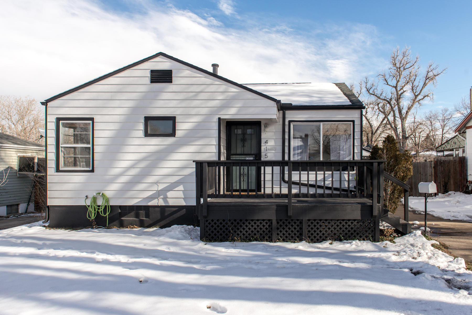Single Family Home for Active at Charming 1950's Ranch Home with West Facing Front Deck 4150 S Elati St Englewood, Colorado 80110 United States