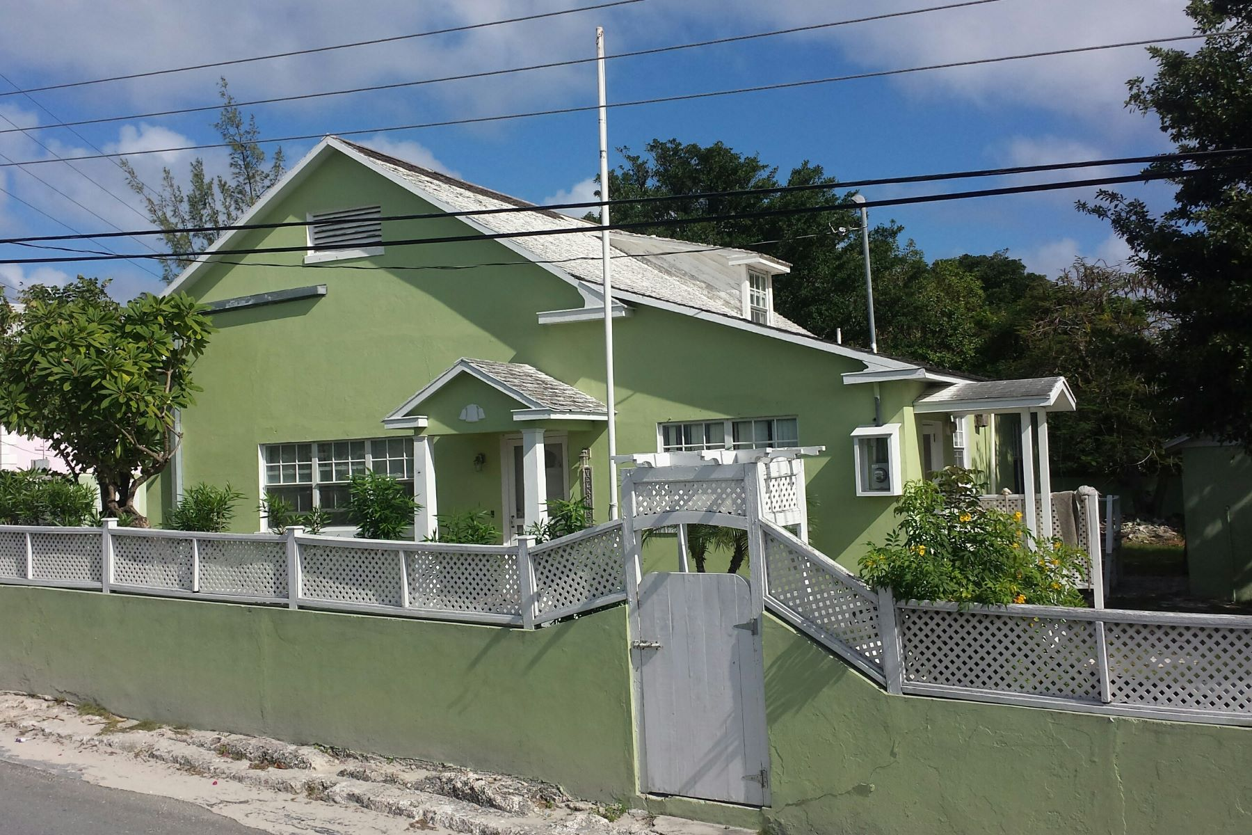 Single Family Home for Sale at Three Bells House Harbour Island, Eleuthera Bahamas
