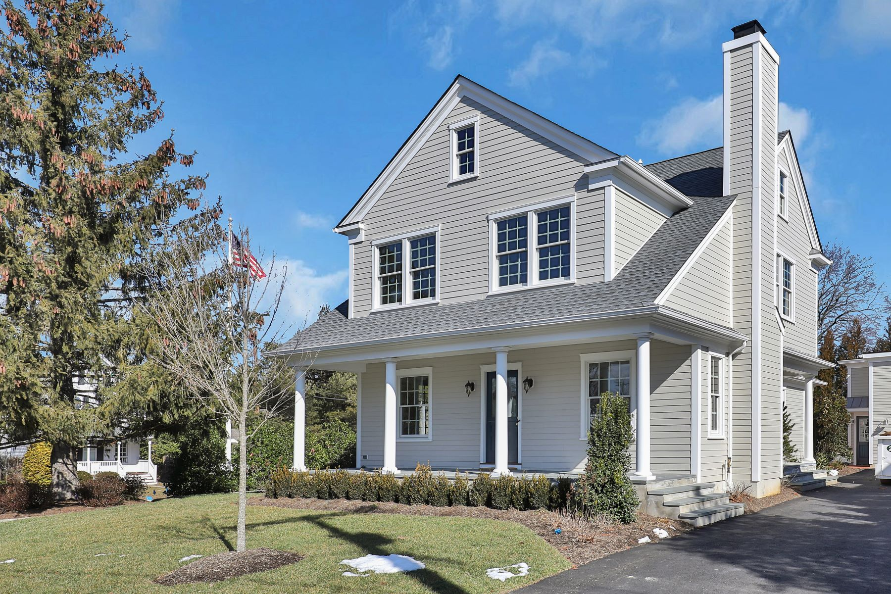 Single Family Home for Sale at Fair Haven, NJ - New Construction 7 Church Street Fair Haven, New Jersey, 07704 United States
