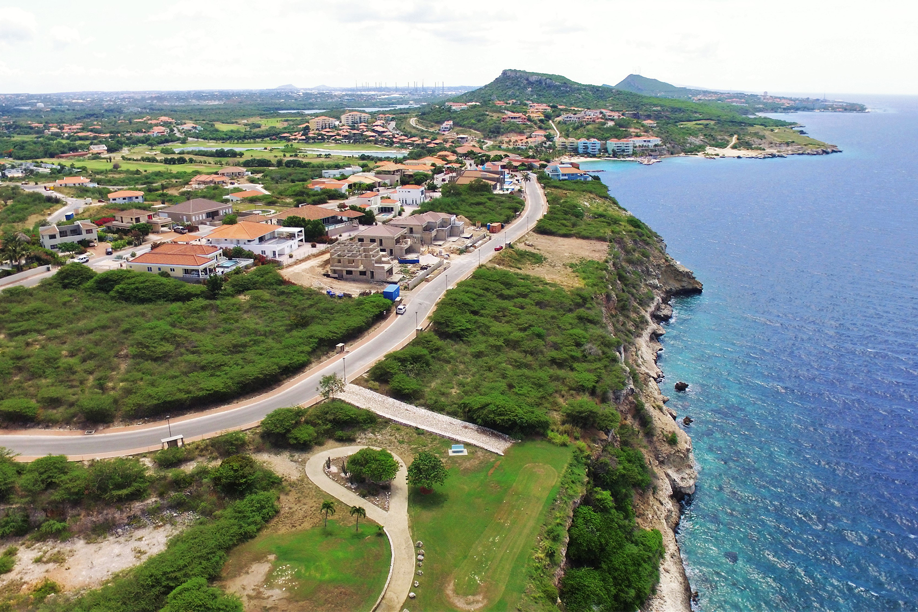 Land for Sale at Blue Bay vacant lot Other Cities In Curacao, Curacao