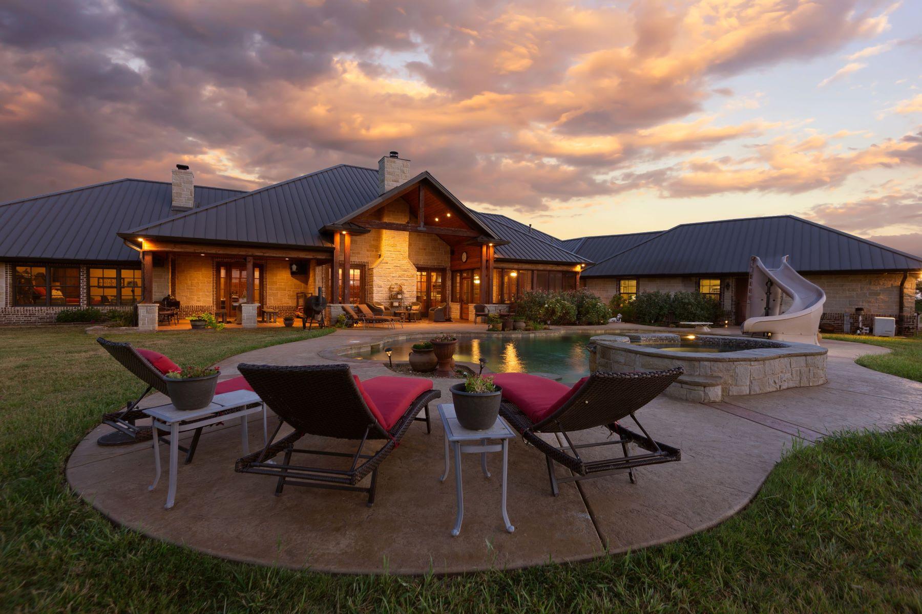 Farm / Ranch / Plantation for Active at Durham Ranch 3178 Daniels Road Henrietta, Texas 76365 United States