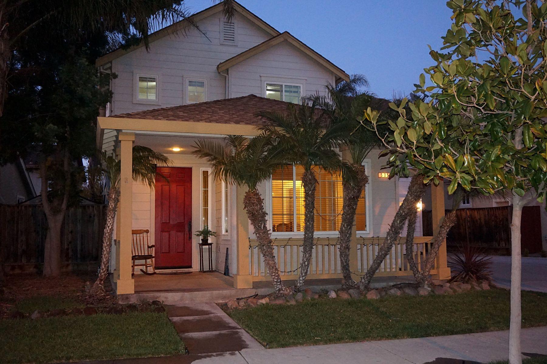 Single Family Homes para Venda às Garin Ranch Beauty 535 Jacaranda Street, Brentwood, Califórnia 94513 Estados Unidos