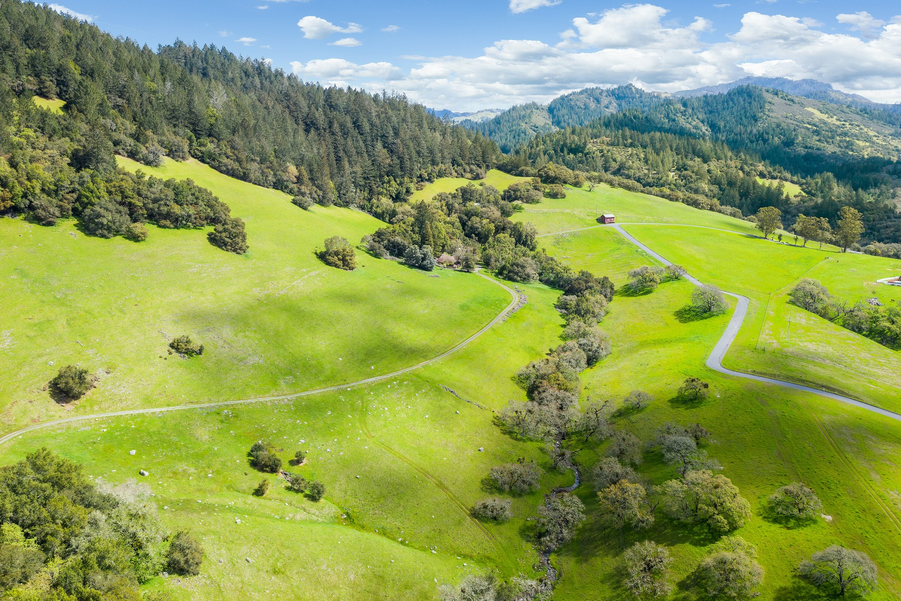 Farm and Ranch Properties por un Venta en Sonoma Valley Ranch 965 Los Alamos Road Santa Rosa, California 95409 Estados Unidos