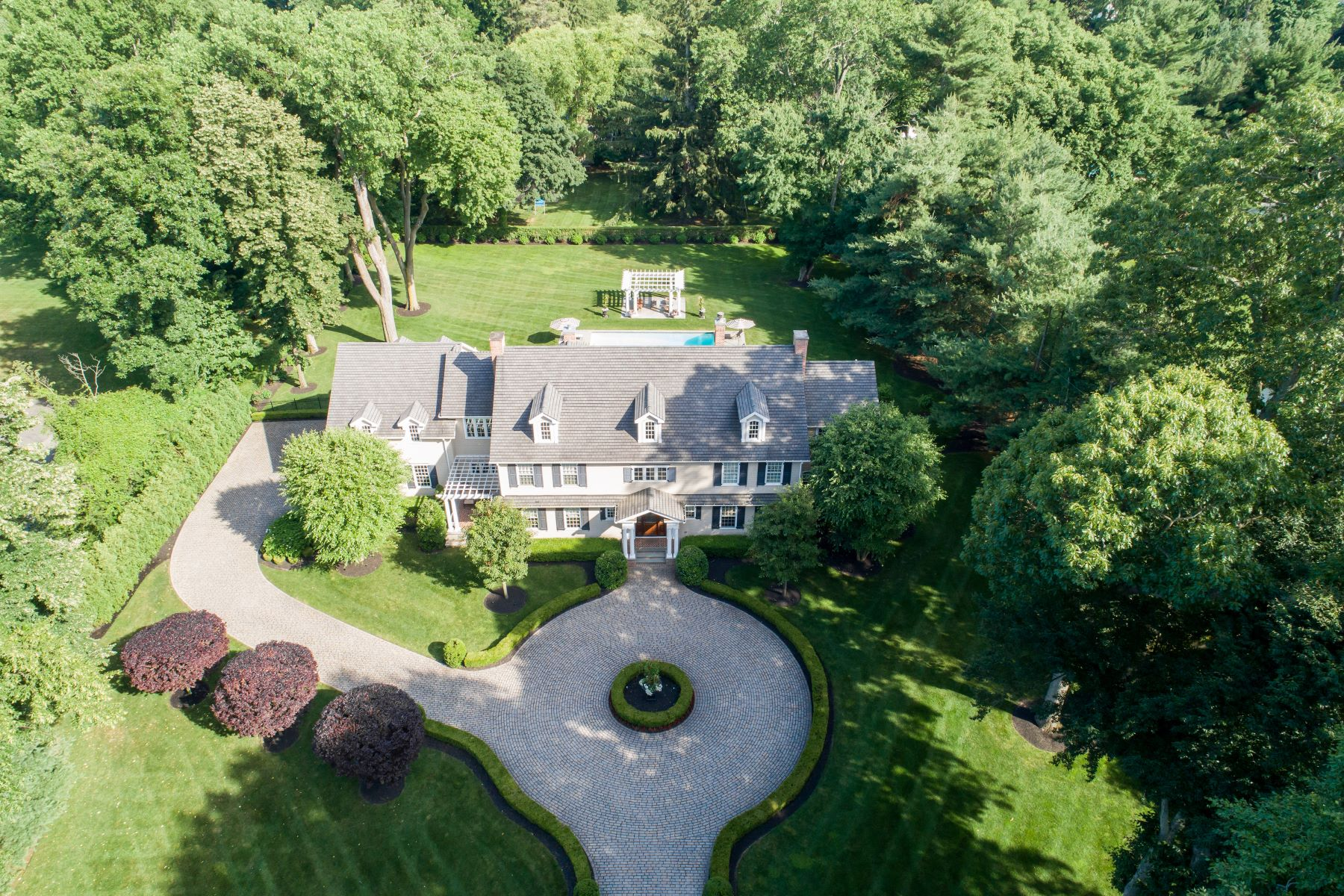 Single Family Home for Sale at Live Inspired 131 Ridge Rd, Rumson, New Jersey 07760 United States