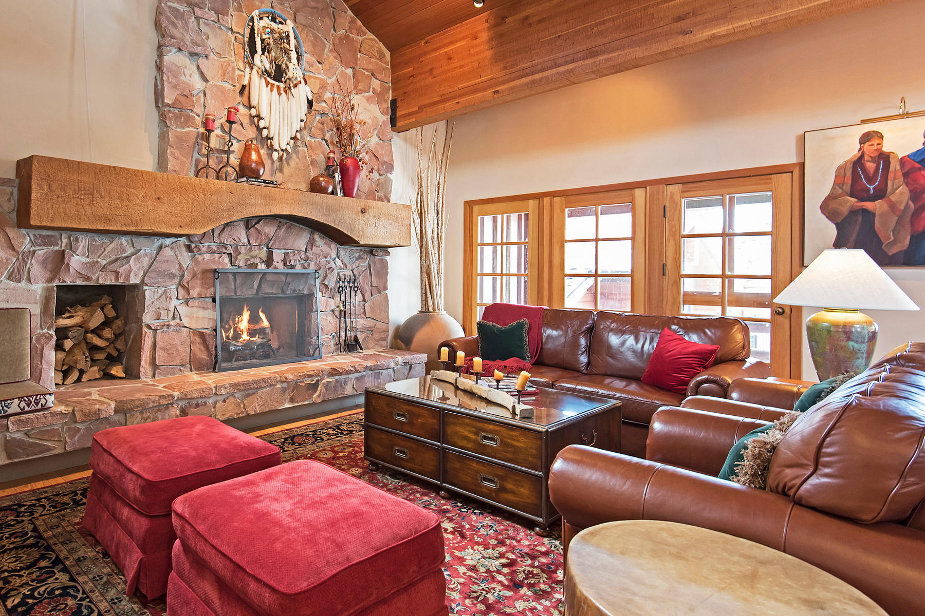 Copropriété pour l Vente à Live Above the Clouds in Ski-in Ski-out Comfort 8200 Royal St #14 Park City, Utah, 84060 États-Unis