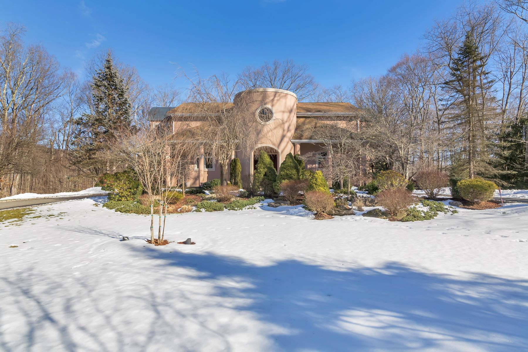 Single Family Home for Sale at Spectacular Custom Home 19 Pennbrook Court Montville, New Jersey 07005 United States