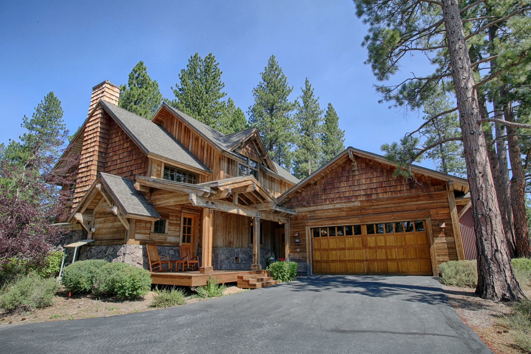 Single Family Home for Active at 12202 Lookout Loop F20-24 Truckee California, 96161 12202 Lookout Loop F20-24 Truckee, California 96161 United States