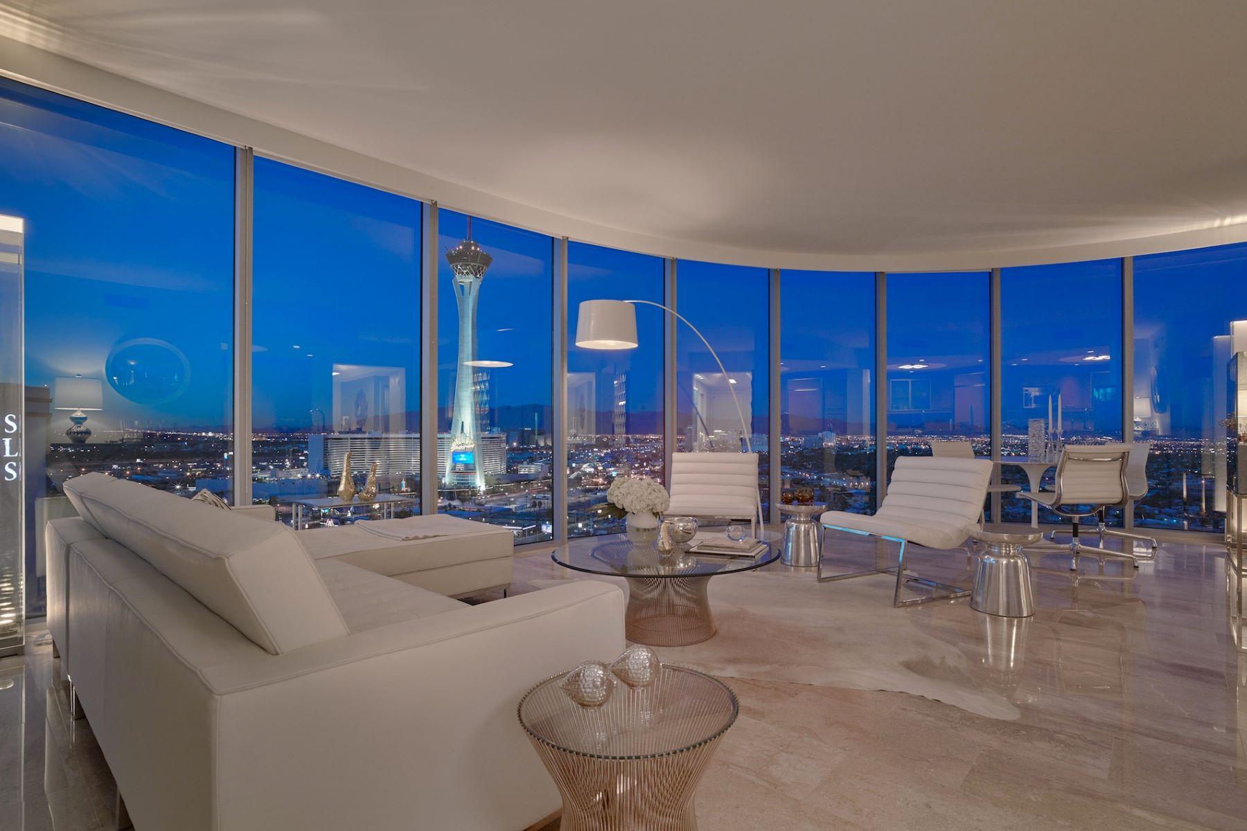Condomínio para Venda às 222 Karen Ave #2308 Las Vegas, Nevada, 89109 Estados Unidos