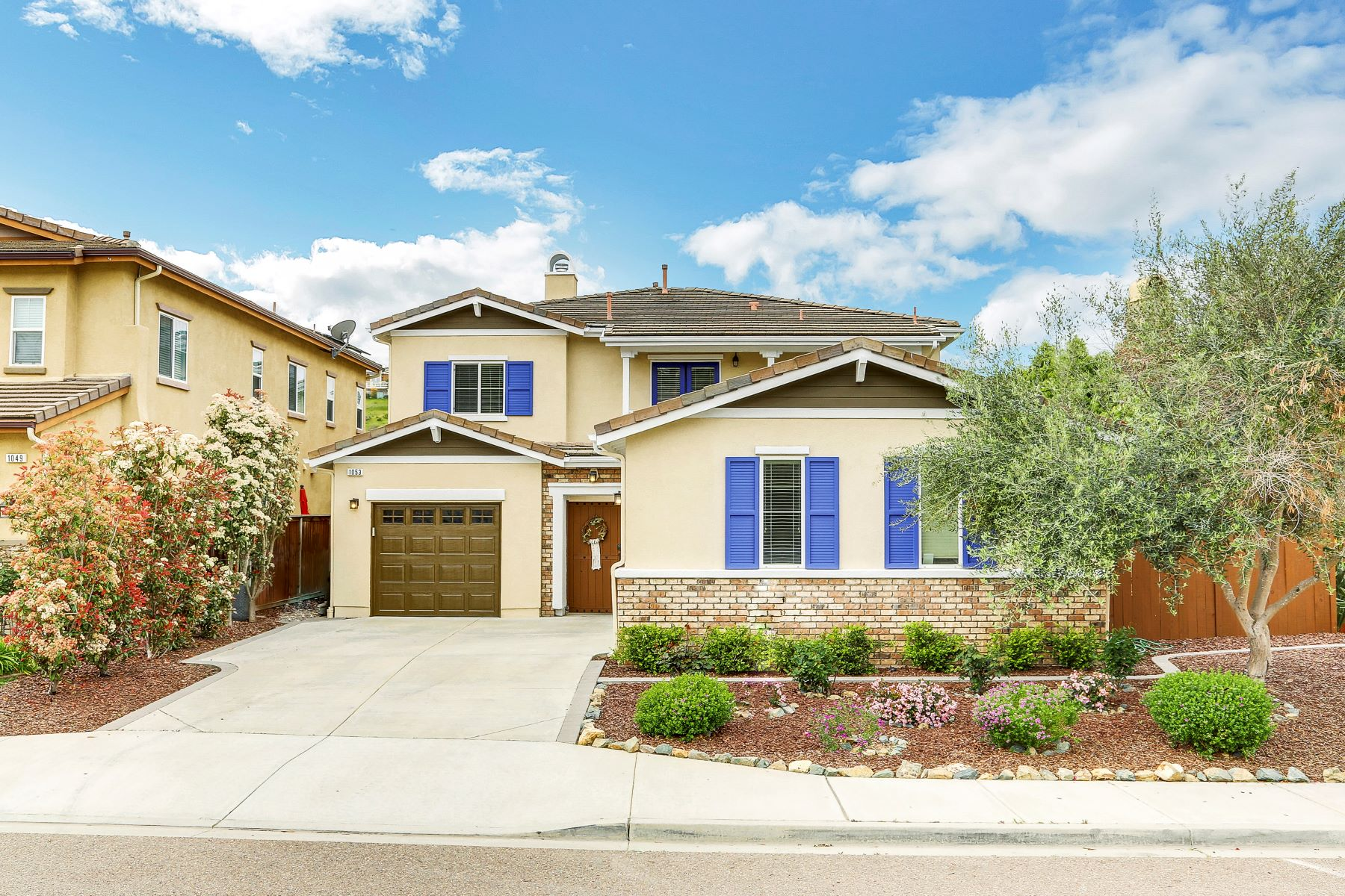 Single Family Homes for Active at 1053 Brightwood Drive 1053 Brightwood Dr. San Marcos, California 92078 United States