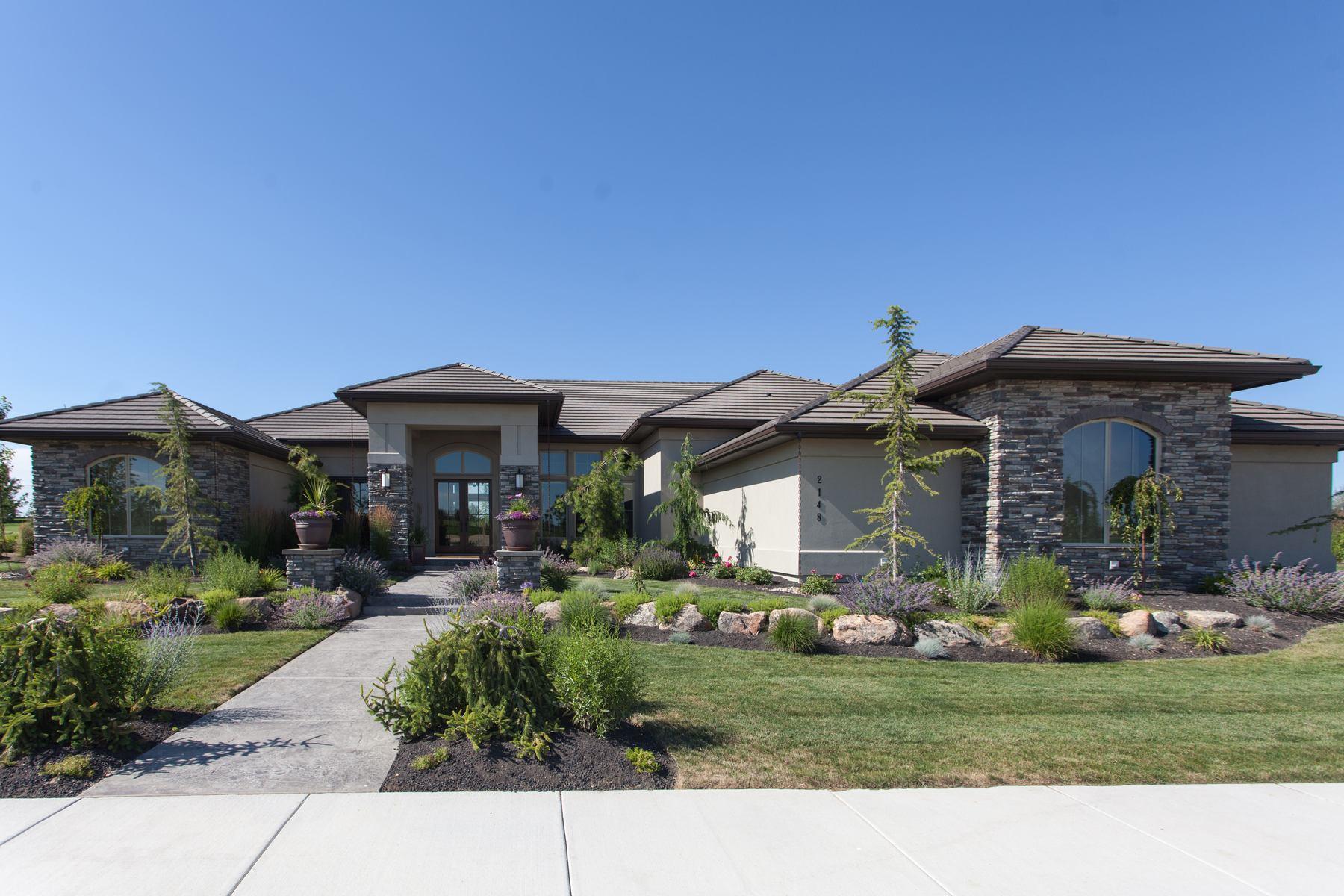 Maison unifamiliale pour l Vente à 2148 Three Lakes Drive, Meridian 2148 W Three Lakes Dr Meridian, Idaho, 83646 États-Unis