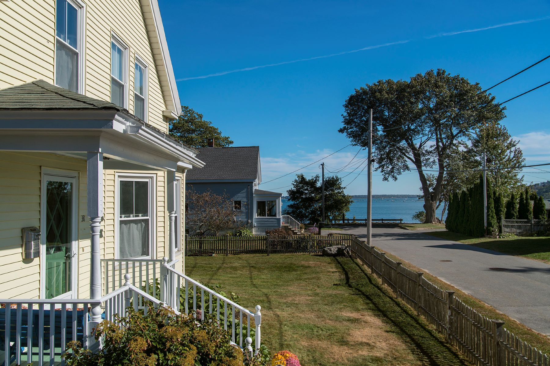 Single Family Home for Sale at 38 Berwick Street 38 Berwick Street Portland, Maine 04103 United States