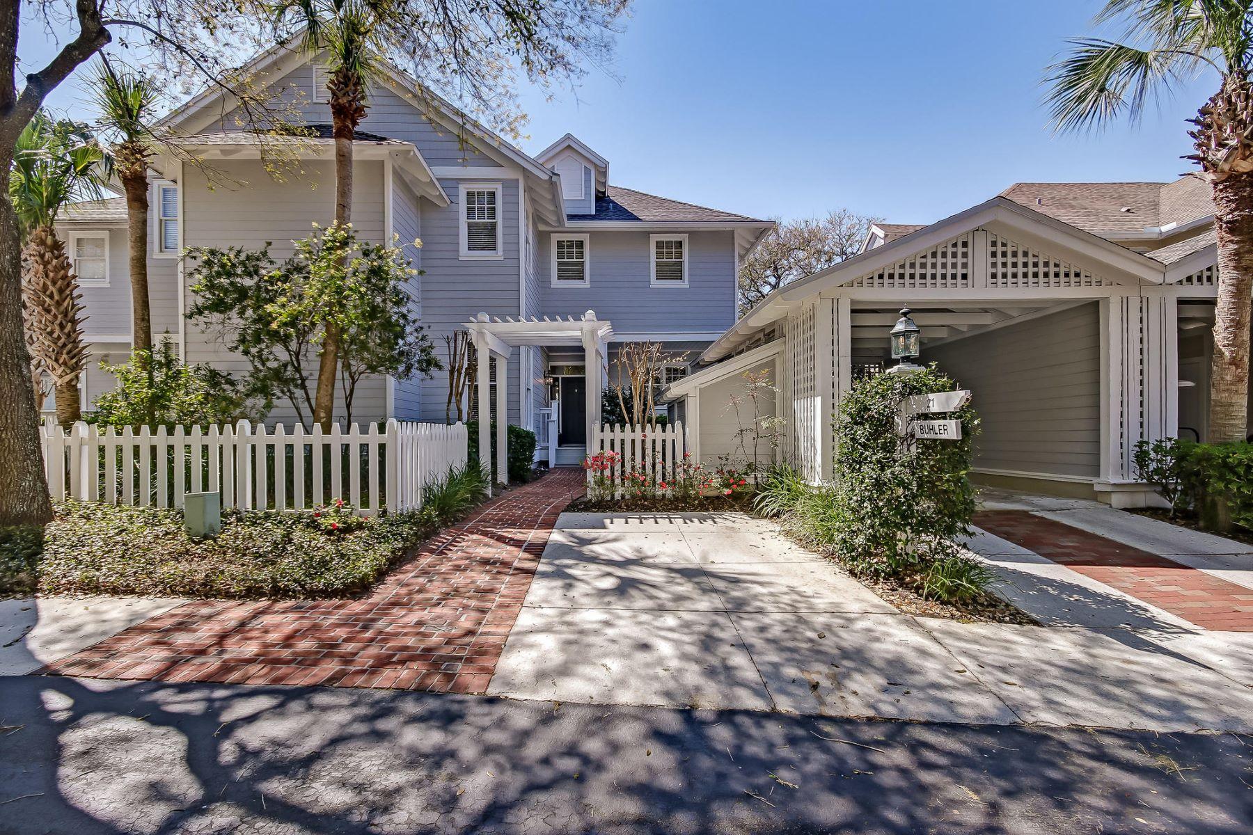 联栋屋 为 销售 在 21 Little Dunes Circle 阿梅利亚, 佛罗里达州, 32034 美国
