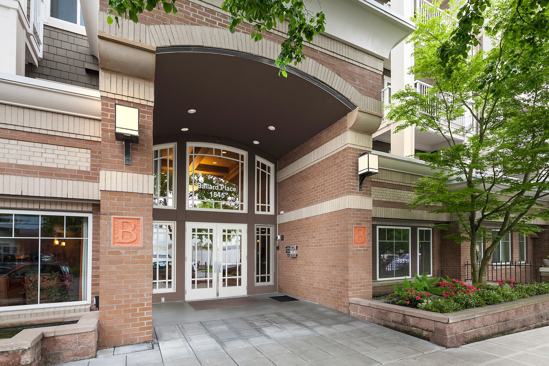 Condominium for Sale at Ballard Place 1545 NW 57th St #319 Seattle, Washington 98107 United States