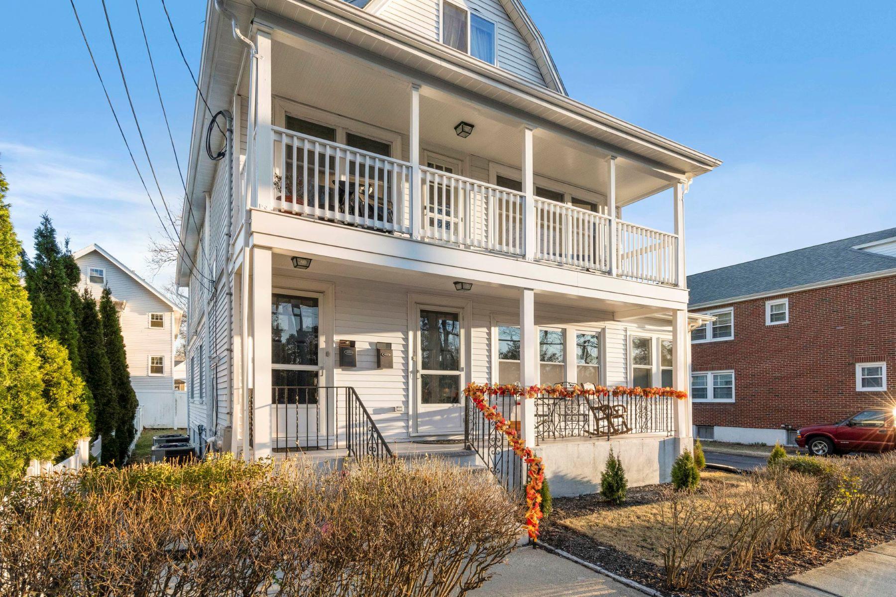 Condominiums για την Πώληση στο Four Bedroom Two Full Bath Duplex Condo Highland Street Unit 2, Cambridge, Μασαχουσετη 02141 Ηνωμένες Πολιτείες