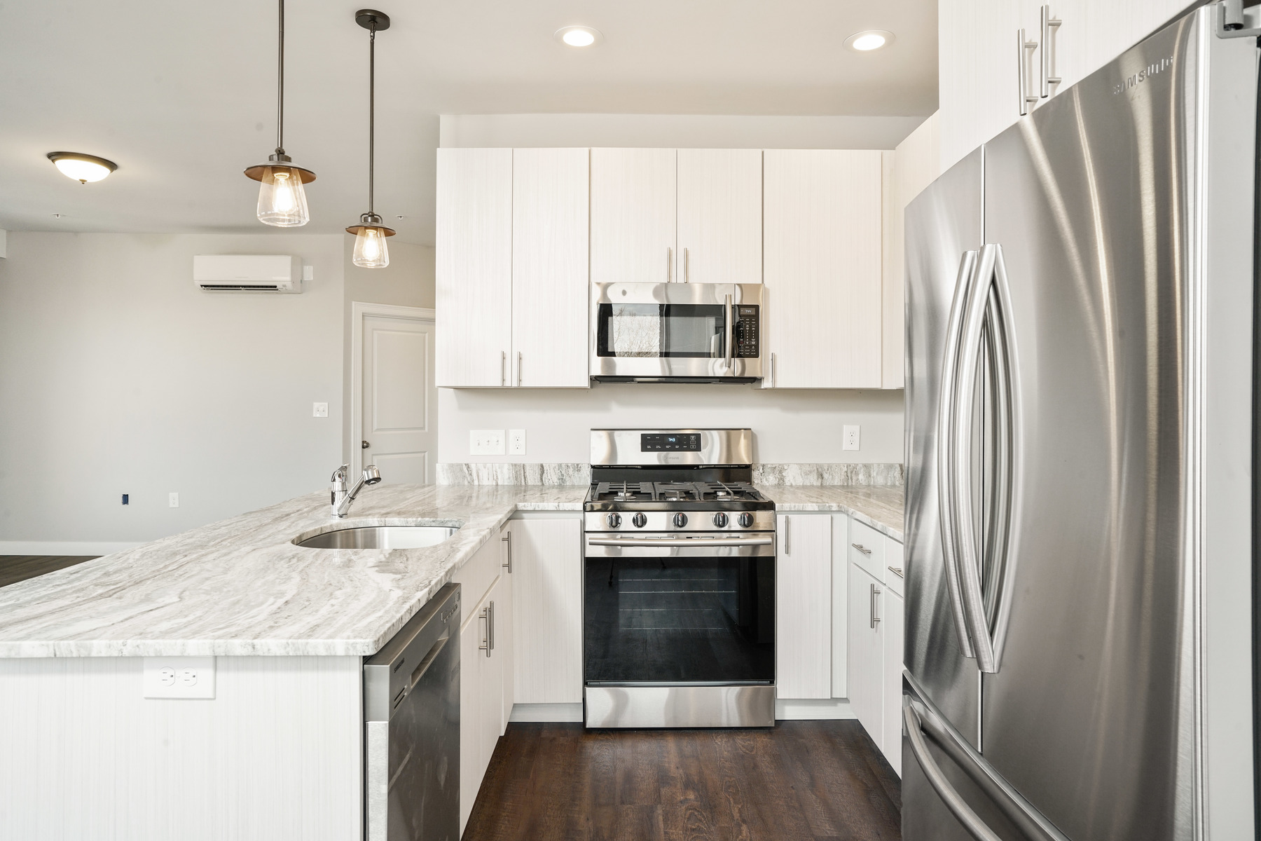 Apartment for Rent at Mill City Lux apartment for rent 685 Lawrence Street Unit 409 Lowell, Massachusetts 01852 United States