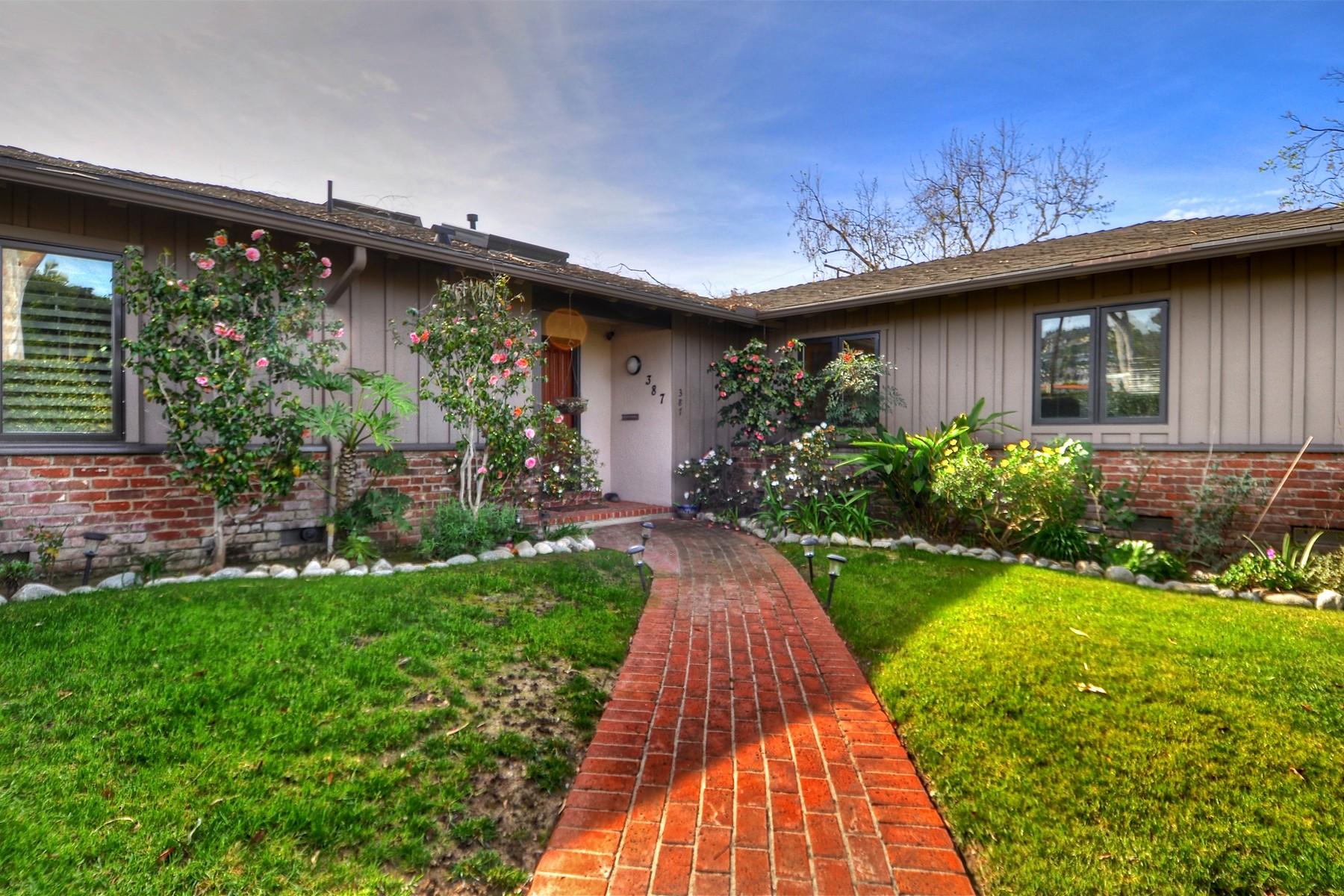 sales property at 387 El Camino Real